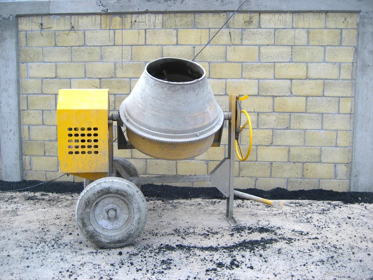 Rola betoniarki na placu budowy